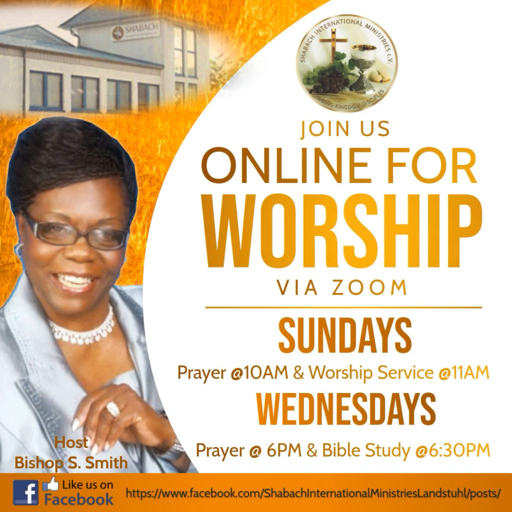 SIM ONLINE CHURCH SERVICES